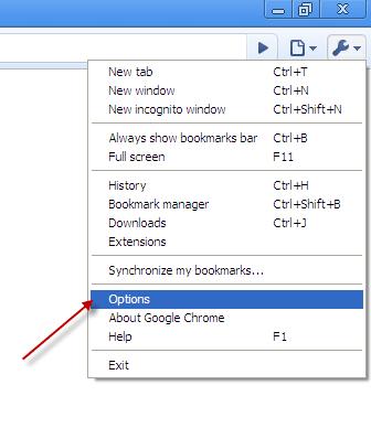 how to delete autofill google chrome