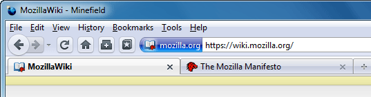 firefox-nightly-build