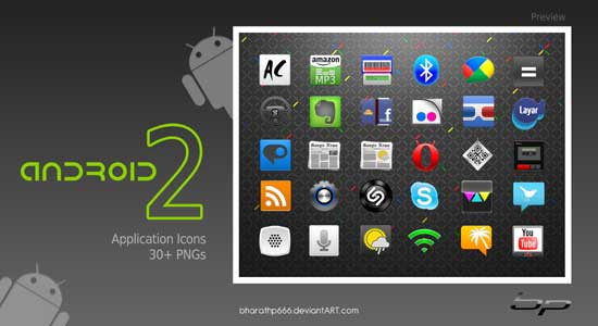Android-Application-Icons