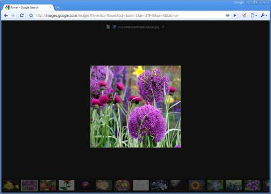 exciting slideshow add on for google chrome techtrickz