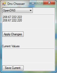DNS-Chooser