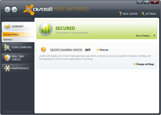 Avast-without-ad