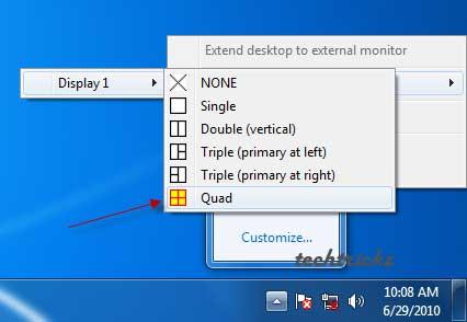 Gridvist-option