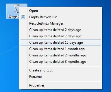 Recycle-bin-manager
