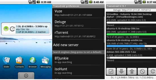 Torrent-client-for-Android