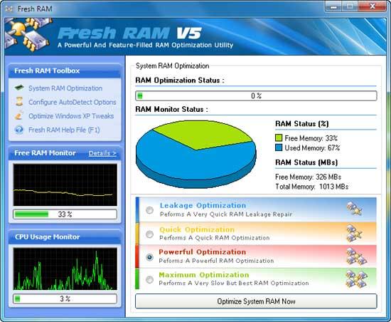Fresh-RAM