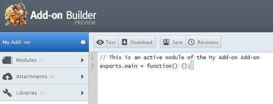 Add-on-Builder