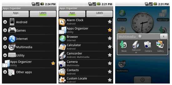 Apps-Organizer