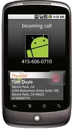 PhoneTell-app