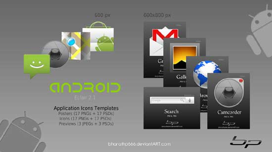 Android-IconTemplates