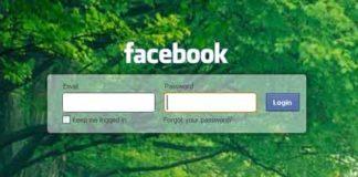 Facebook-custom-login-page
