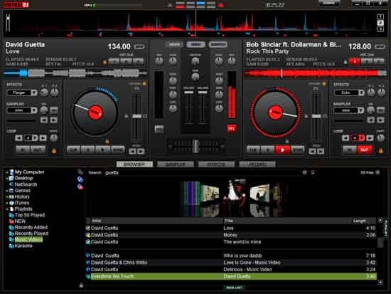 Virtual DJ Pro And Crack (download torrent) - TPB