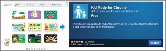 Kid-Mode