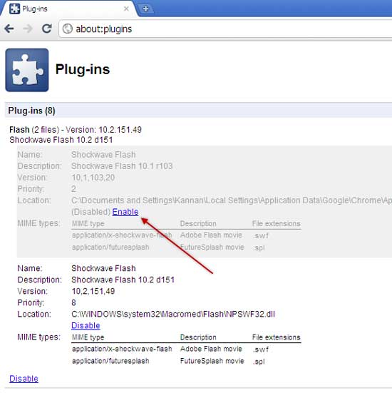 chrome-about-plugin