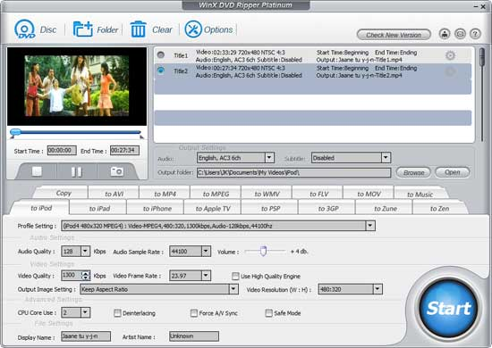 Download WinX DVD Ripper (Free) for Windows - Tom's Guide