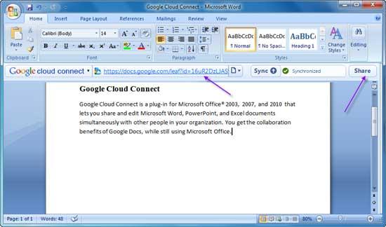 Google-cloud-connect