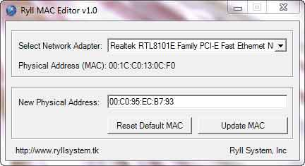Ryli-MAC-Editor