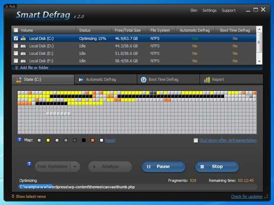 smart-defrag 2