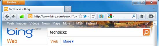 How to Change the Search Engine in the Firefox Search Bar ...