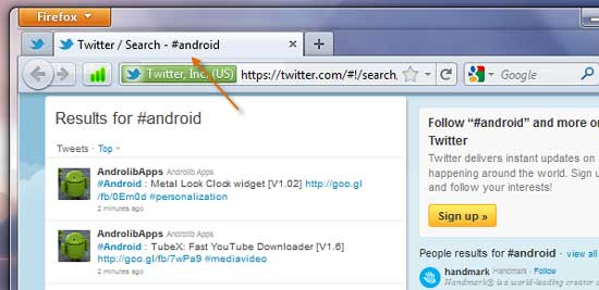 Firefox-and-twitter