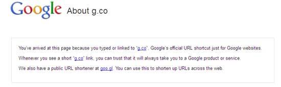 Google-g.co