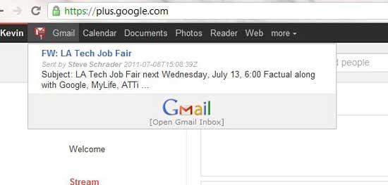 StartG+-Gmail
