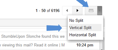 Gmail-Preview-pane-option
