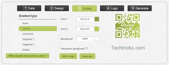 Color-QR-Code