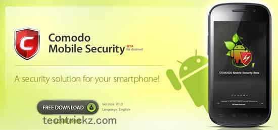 Comodo-security-for-Android