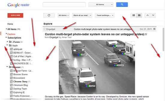Google-Reader-Filter