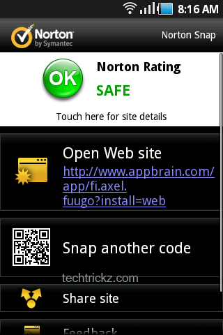 Norton-Snap
