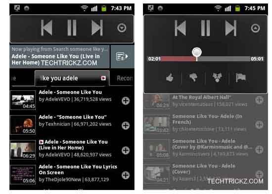 Youtbe-RC-phone