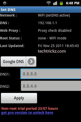 Set-DNS