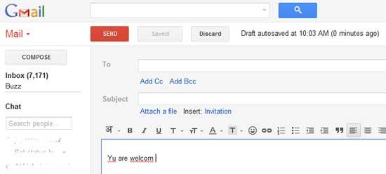 Typing-error