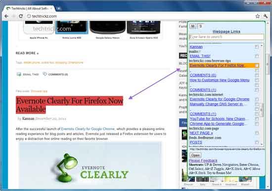 Webpage-Faster