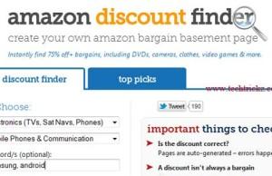 Amazone-discount-finder