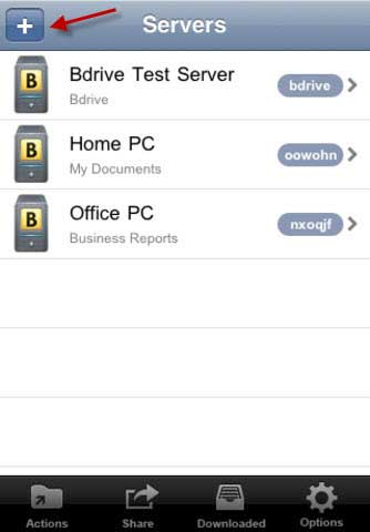 Bdrive-client-for-iPhone