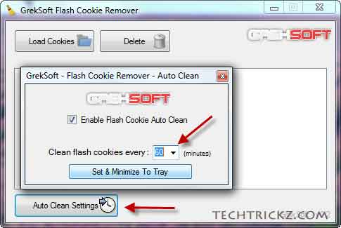 how to set flash player to run automatically on chrome