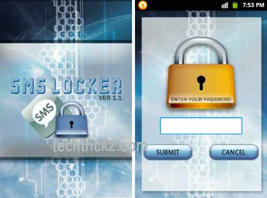SMS-Locker-For-Android