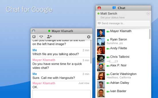 chat-for-Google-extension