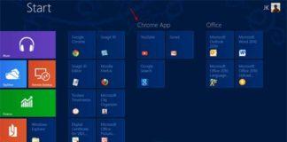 Win8-Chrome-app