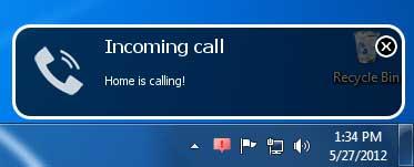 DeskNotifier-Call