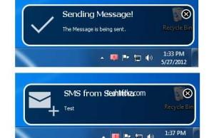 DeskNotifier-sms