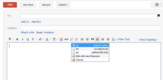 Text-Anywhere-for-Gmail