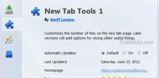 Firefox-New-Tab-Tools