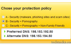 Norton-DNS