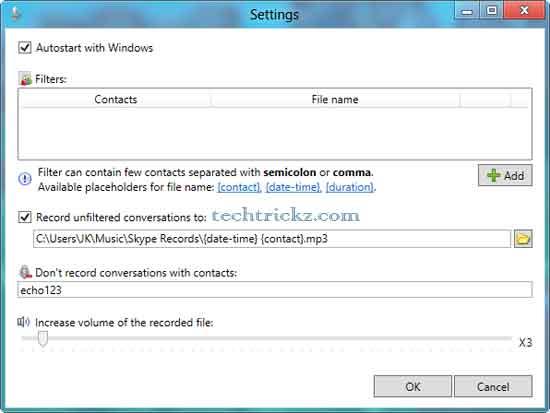 Skype-Auto-Recorder