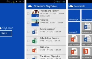SkyDrive-For-Android