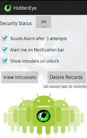 Hidden-Eye-for-Android