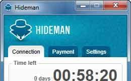 Hideman-VPN-Service